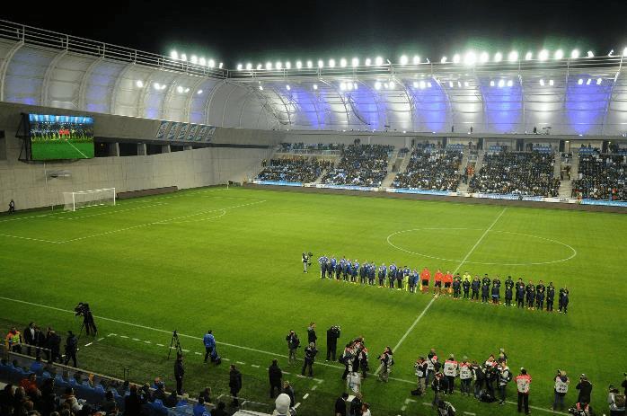 Arena de futbal MTK