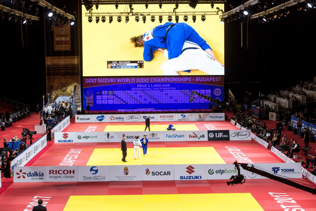 2017 Campionatul Mondial Judo Budapest